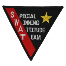 SWAT Team Patch